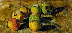 Still Life with Apples 1878