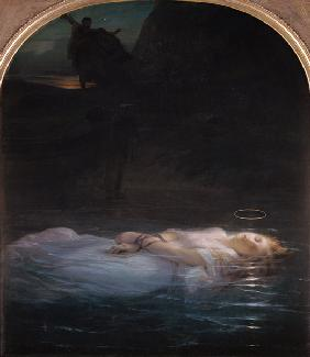 The Young Martyr 1855