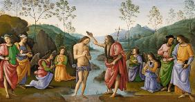 Baptism of Christ 1495