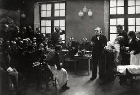 A Clinical Lesson with Doctor Charcot at the Salpetriere 1887