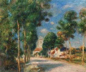 The Road to Essoyes 1901