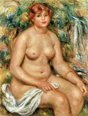Seated Bather 1916