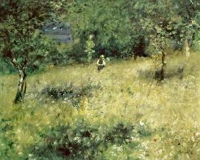Spring at Chatou c.1872-5