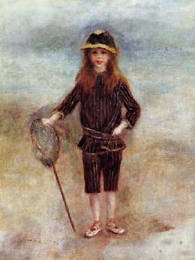 The Little Fisherwoman (Marthe Berard)