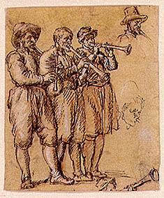 Drei Musikanten