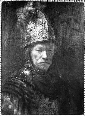 Portrait of a Man with a Golden Helmet 1648
