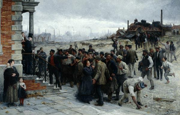 The Strike 1886