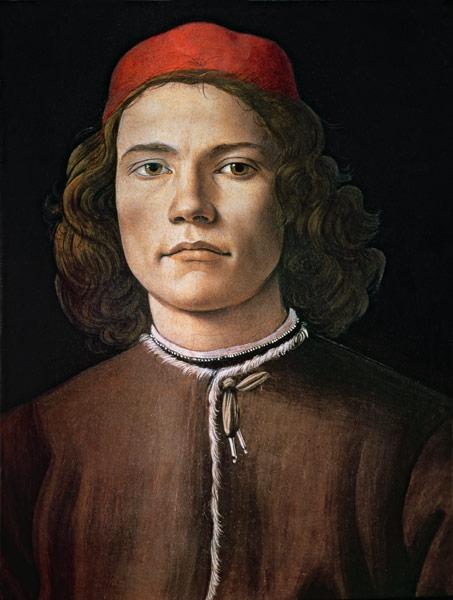 Portrait of a Young Man c.1480-85