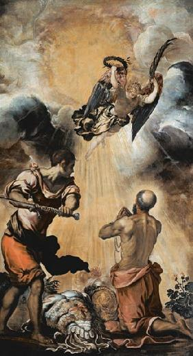 The Execution of St Paul