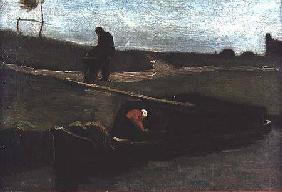 The Peat Boat 1883