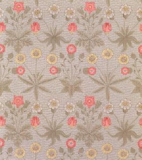 'Daisy', the first wallpaper designed by William Morris (1834-96) in 1862 1892